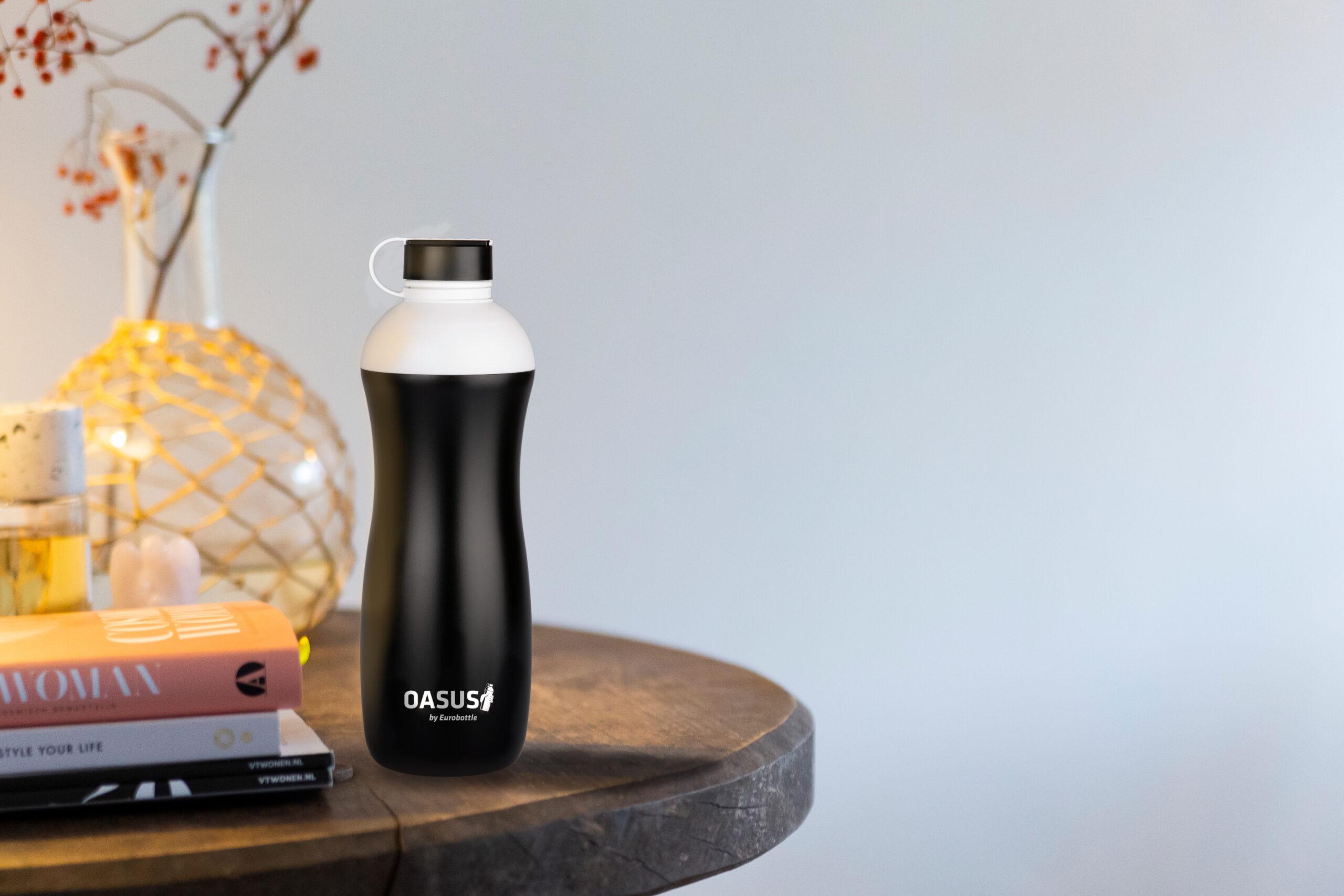 Oasus by Eurobottle | Personalisierbare Trinkflasche